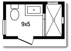 IMG bathroom layout
